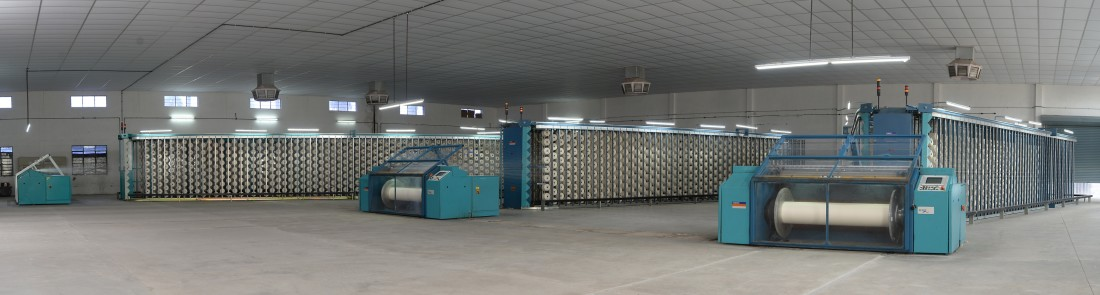 Jacquard Fabric Weaving factory by RB Wovens Pvt Ltd