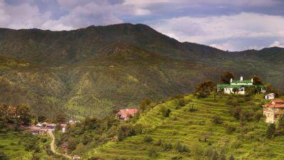 Neemrana Hotels  The Ramgarh Bungalows - 19th C Kumaon Hills