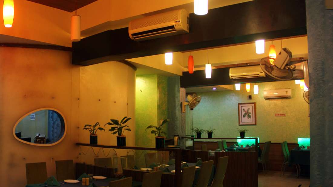 VITS Hotel, Nashik Maharashtra AC Sapphire Restaurant VITS Hotel Nashik
