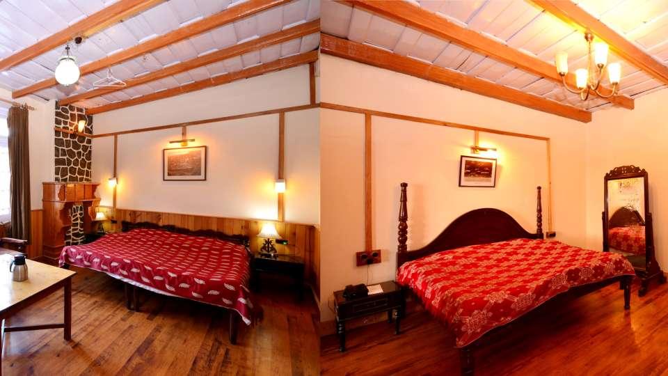 Hotel Himalaya, Nainital Nainital Heritage Family Suite