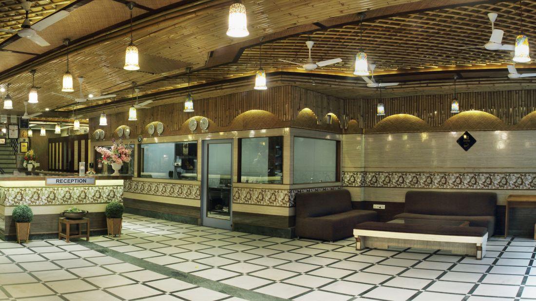 Hotel Hari Piorko - Paharganj, New Delhi New Delhi Reception Hari Piorko Paharganj New Delhi 3