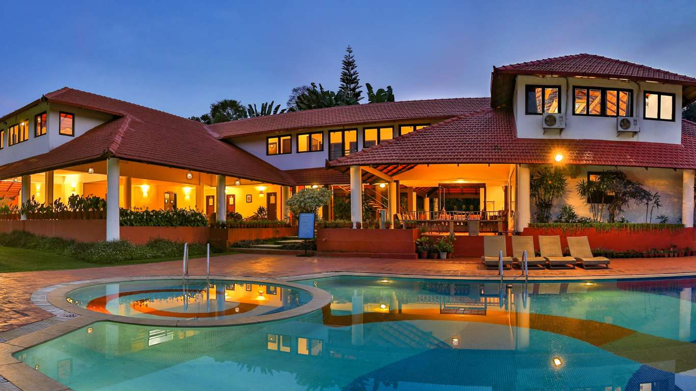 Riverside Auto Sales >> Kadkani Riverside Resort   Coorg Resorts   Weekend Getaways