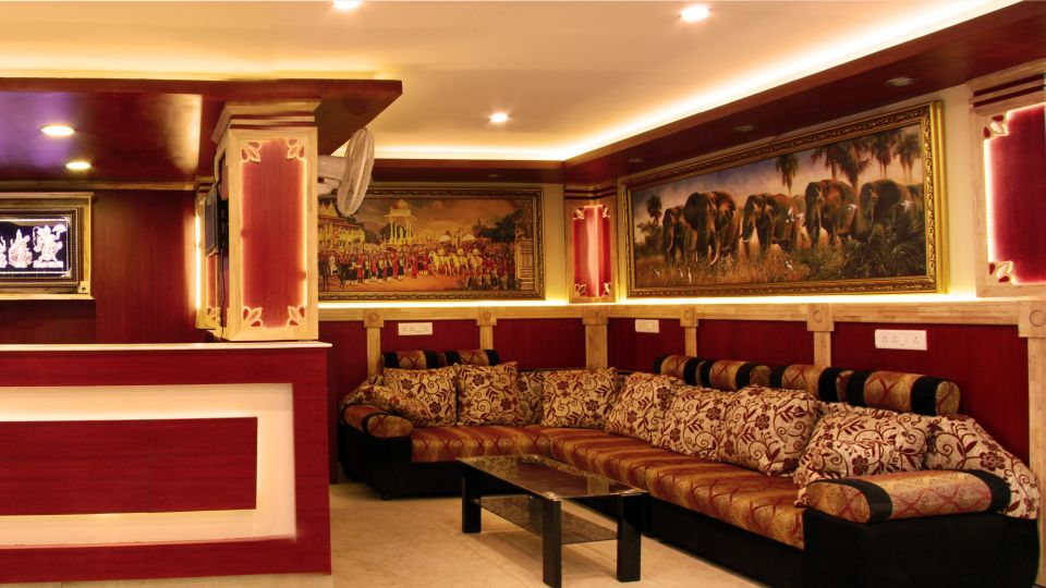 The Signature Inn Hotel, Bangalore Bangalore Reception The Signature Inn Hotel Bangalore