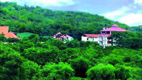 Hill View Resorts Ramanagara Rotary Hill View Resort near Bangalore 0
