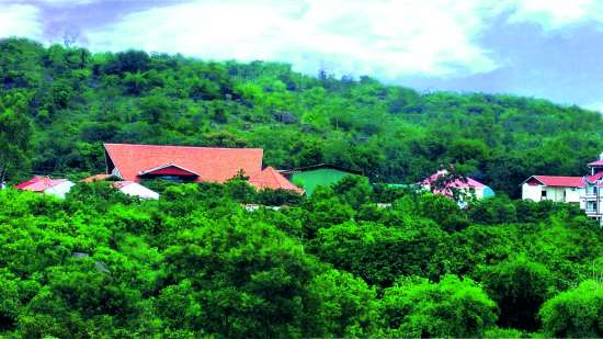 Hill View Resorts Ramanagara Rotary Hill View Resort near Bangalore 0