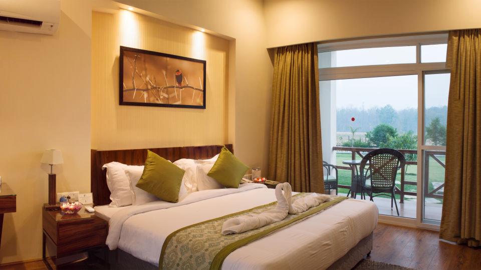LUX COTTAGE ROOM Resort De Coracao Corbett