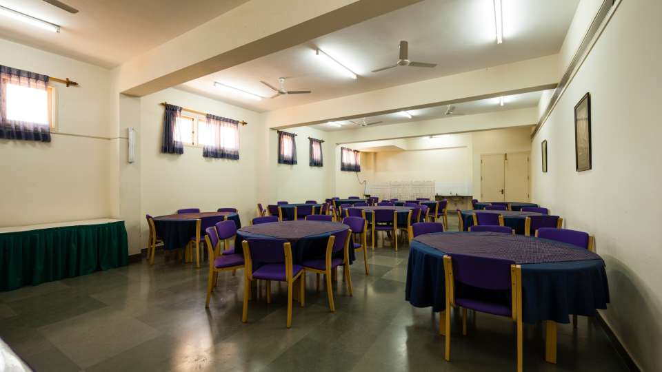 Saiacs CEO center  Hotel SAIACS CEO Centre Bangalore - Jacaranda-Dining hall