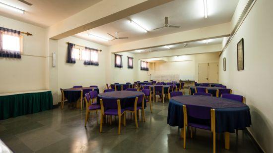 Saiacs CEO center  Hotel SAIACS CEO Centre Bangalore - Jacaranda-Dining hall
