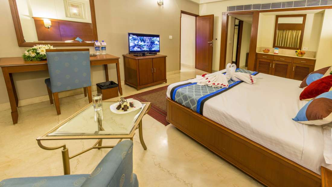 Bliss Hotel in Tirupati Presidential Suite 5