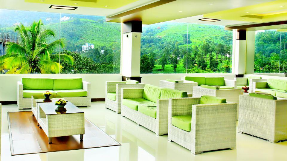 Lobby, Gokulam Park Munnar, Best Hotel in Munnar
