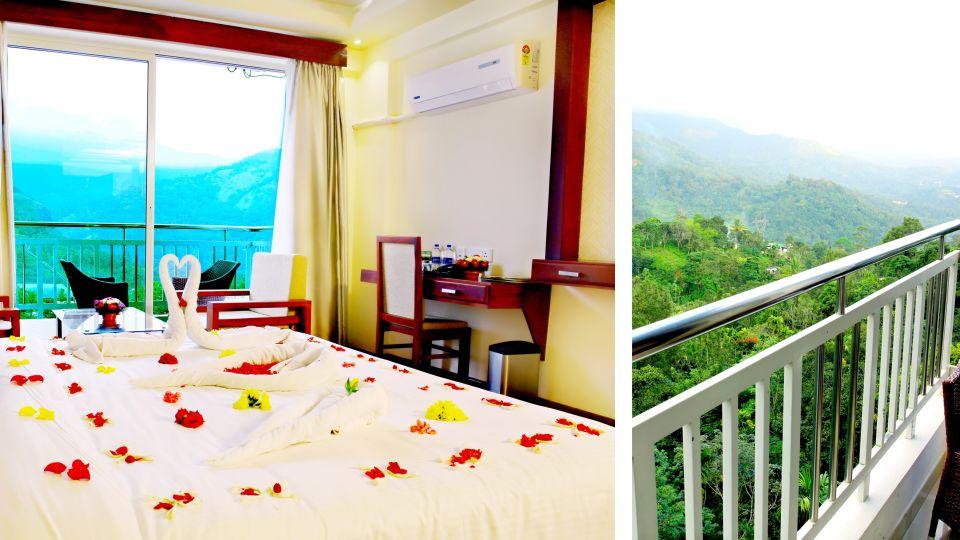 Premium Rooms 2, Munnar Rooms, Gokulam Park Munnar