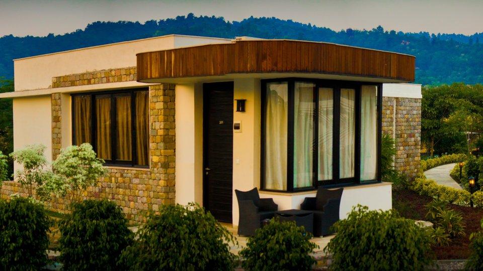 Villa at the Golden dusk ramnagar, villas in ramnagar 1