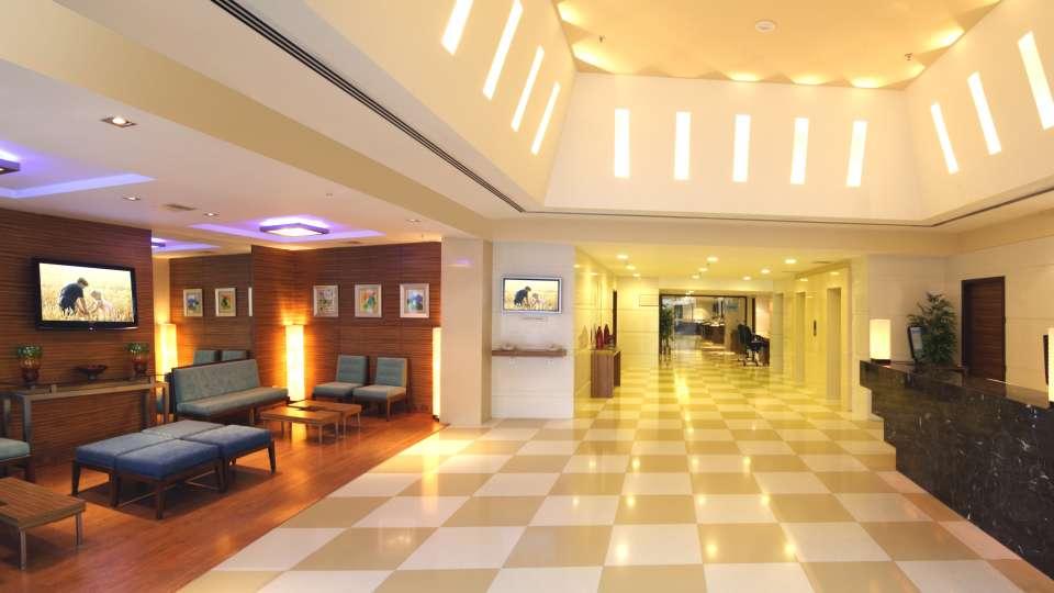 Aditya Hometel Hyderabad Lobby Aditya Hometel Ameerpet Hyderabad
