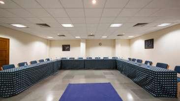 Saiacs CEO center  Hotel SAIACS CEO Centre Bangalore - Rudra-Seminar Hall