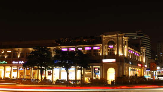 Connaught Place Park Plaza East Delhi