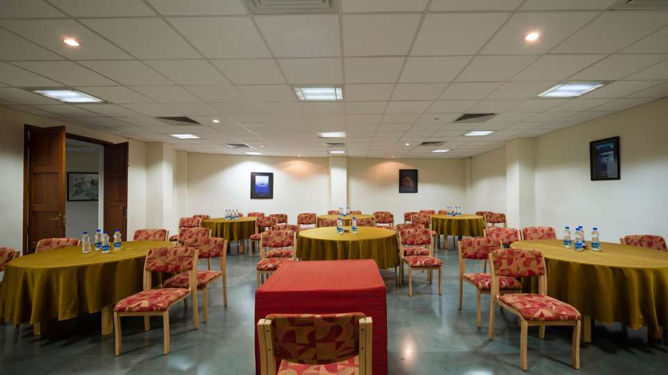 Saiacs CEO center  Hotel SAIACS CEO Centre Bangalore - Mysore-Hall