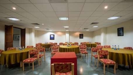Saiacs CEO center  Hotel SAIACS CEO Centre Bangalore - Mysore-Hall