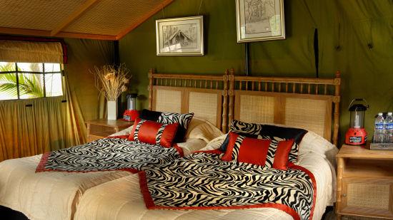 The Jamoon - Corbett Resort Corbett swiss tents The Jamoon Resort Corbett