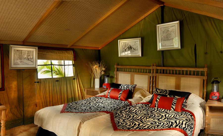 alt-text The Jamoon - Corbett Resort Corbett swiss tents The Jamoon Resort Corbett