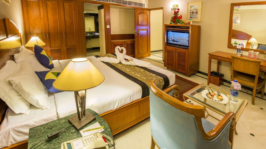 Bliss Hotel in Tirupati Suite 2