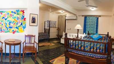 Neemrana Fort-Palace - 15th C, Delhi-Jaipur Highway Neemrana Munna Mahal Hotel Neemrana Fort Palace Neemrana Rajasthan 2