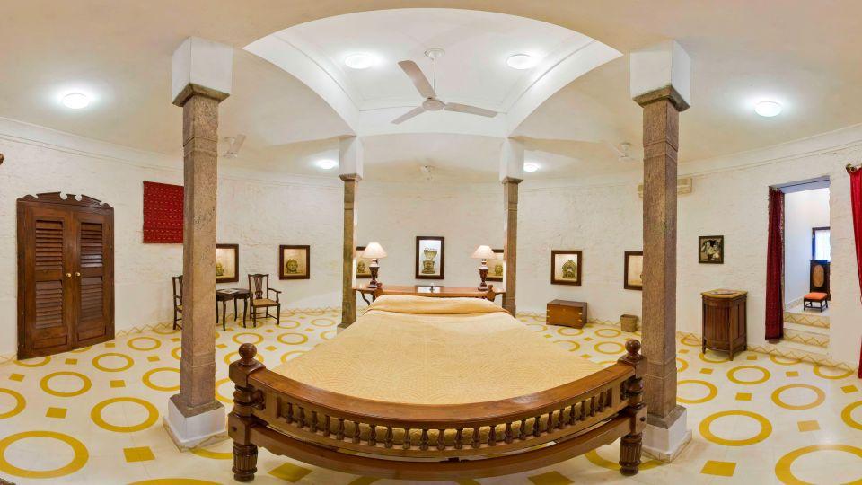 Neemrana Fort Palace Neemrana Deva Mahal Hotel Neemrana Fort Palace Neemrana Rajasthan 5