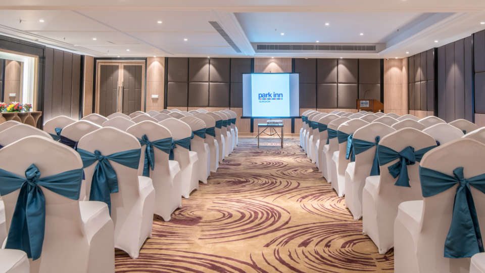 Banquet Hall at  Park Inn, Gurgaon - A Carlson Brand Managed by Sarovar Hotels, best hotels in gurgaon 6