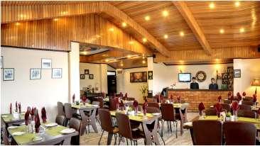 Tsomgo Restaurant at Summit Norling Resort 1