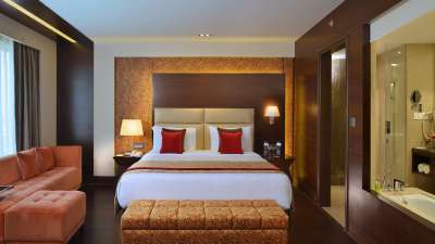 Deluxe Rooms Crystal Sarovar Premiere Agra