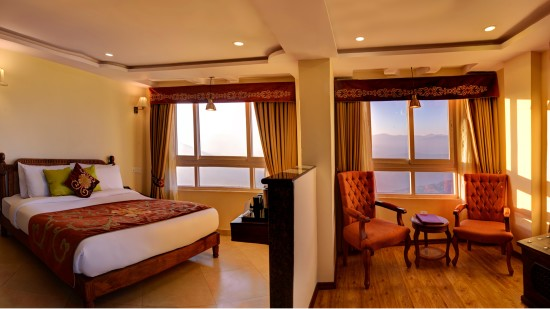 Family Suite Summit Hermon Resort and Spa Darjeeling 3