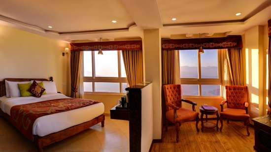 Family Suite Summit Hermon Resort and Spa Darjeeling 3