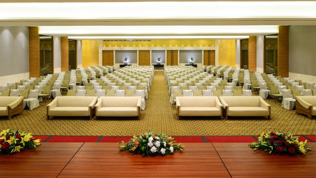 Convention Hall Hotel Daspalla Hyderabad 1