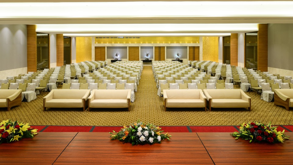 Convention Hall Hotel Daspalla Hyderabad 1