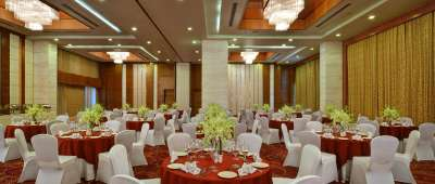 Banquet & Meeting Hall, Golden Tulip, Business hotel in lucknow