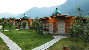 Deluxe Room at LaRiSa Mountain Resort Manali 3, Best Resort in Manali