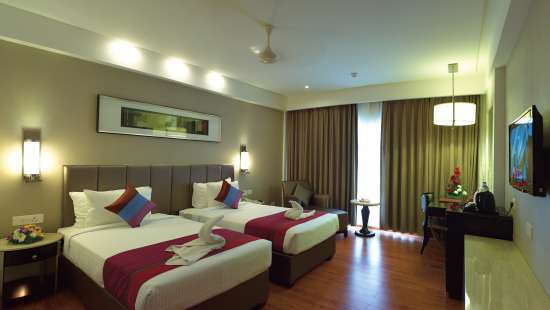 Rooms in Tirumala, Hotel Bliss Tirupati, Accommodation in Tirupati 1
