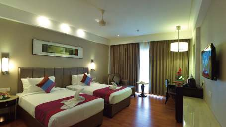 Rooms Hotel Bliss Tirupati 1