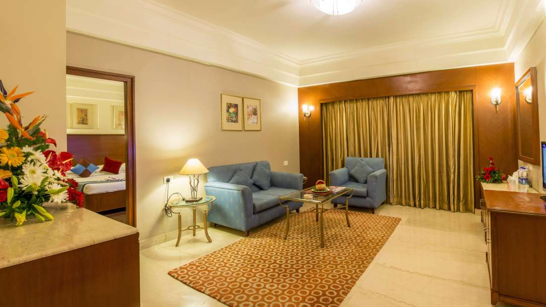 Bliss Hotel in Tirupati Presidential Suite 3