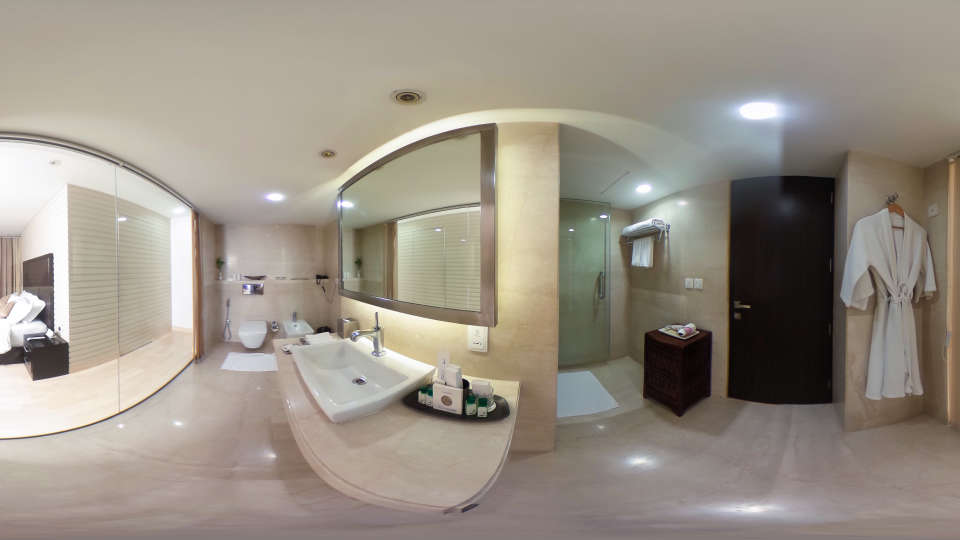360 degree view15, The Piccadily Luxury Hotel in Lucknow