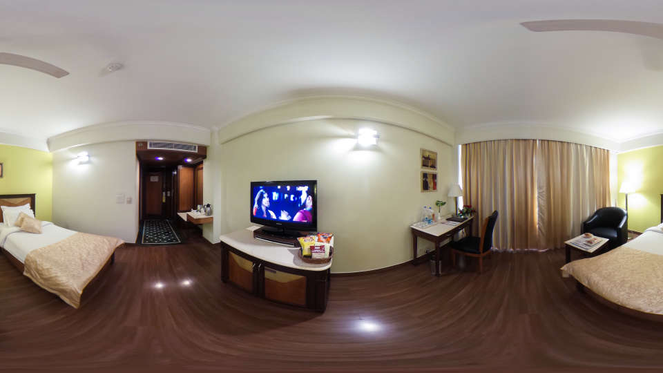 360 degree view11, The Piccadily Luxury Hotel in Lucknow