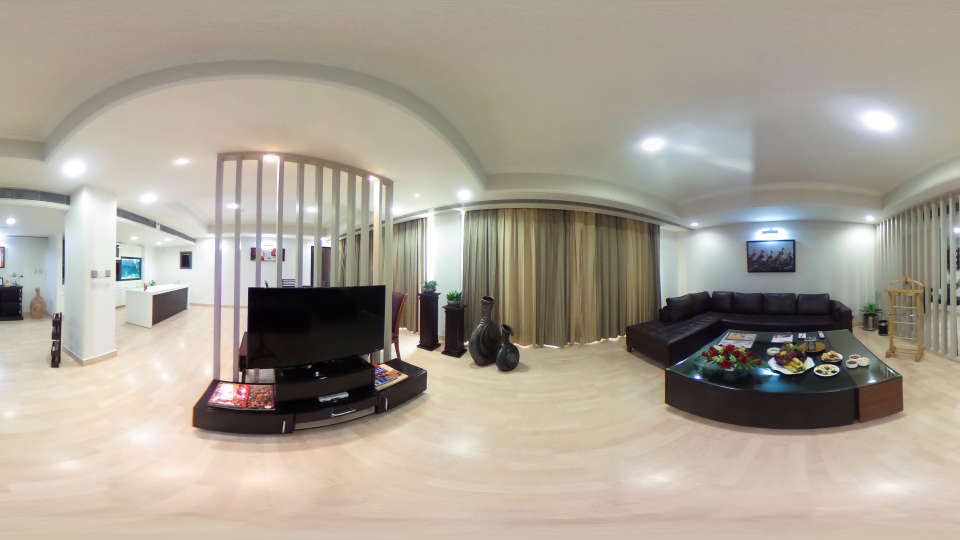 360 degree view18, The Piccadily Luxury Hotel in Lucknow