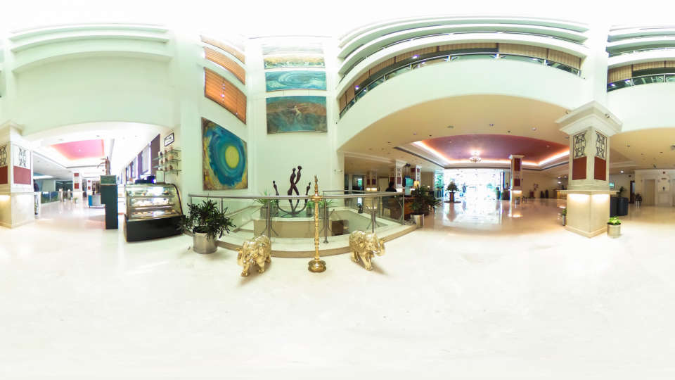 360 degree view19, The Piccadily Luxury Hotel in Lucknow