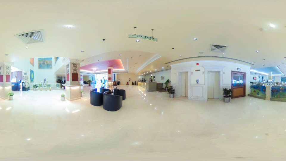 360 degree view21, The Piccadily 5 star Hotel in Lucknow