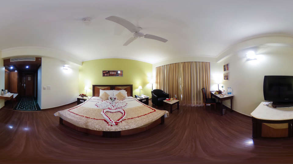 360 degree view7, The Piccadily Luxury Hotel in Lucknow