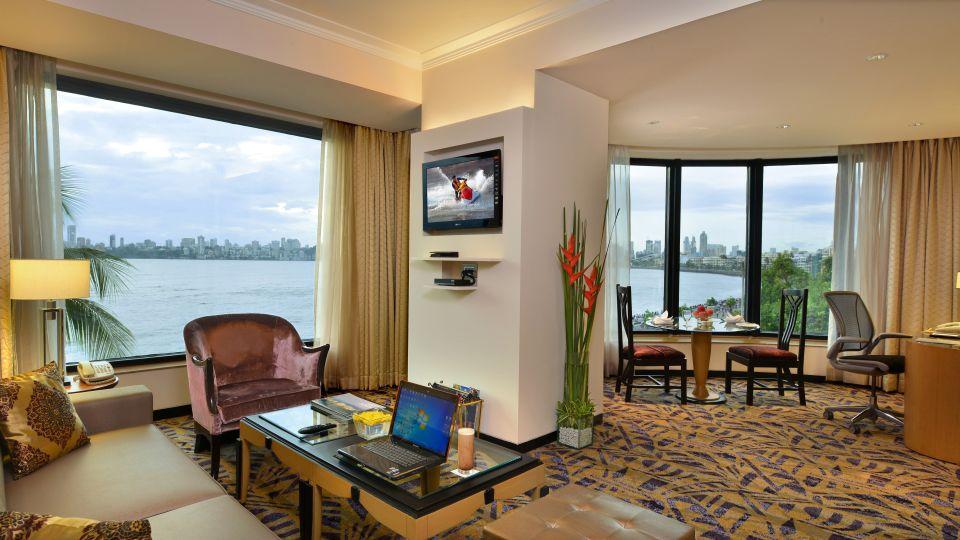Rooms, Hotel Marine Plaza Mumbai 9