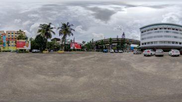 Car Parking at The Renai Cochin