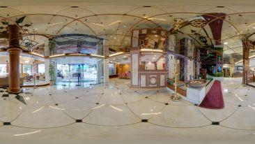 Lobby at The Renai Cochin