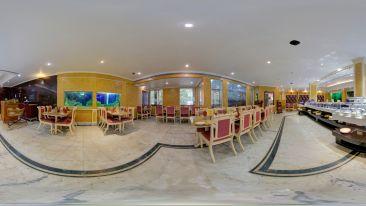 Pavalion Restaurant at The Renai Cochin