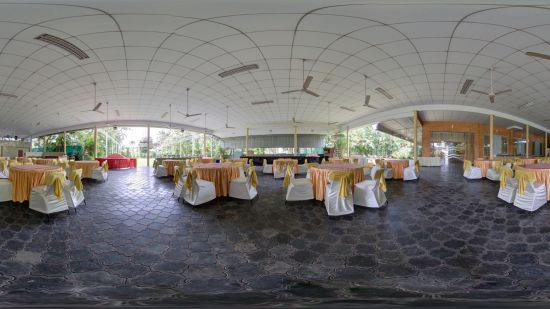 Colosseum Banquet hall at The Renai Cochin