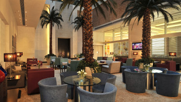 Lobby at Hotel Park Plaza, Faridabad - A Carlson Brand Managed by Sarovar Hotels, Hotels in Faridabad